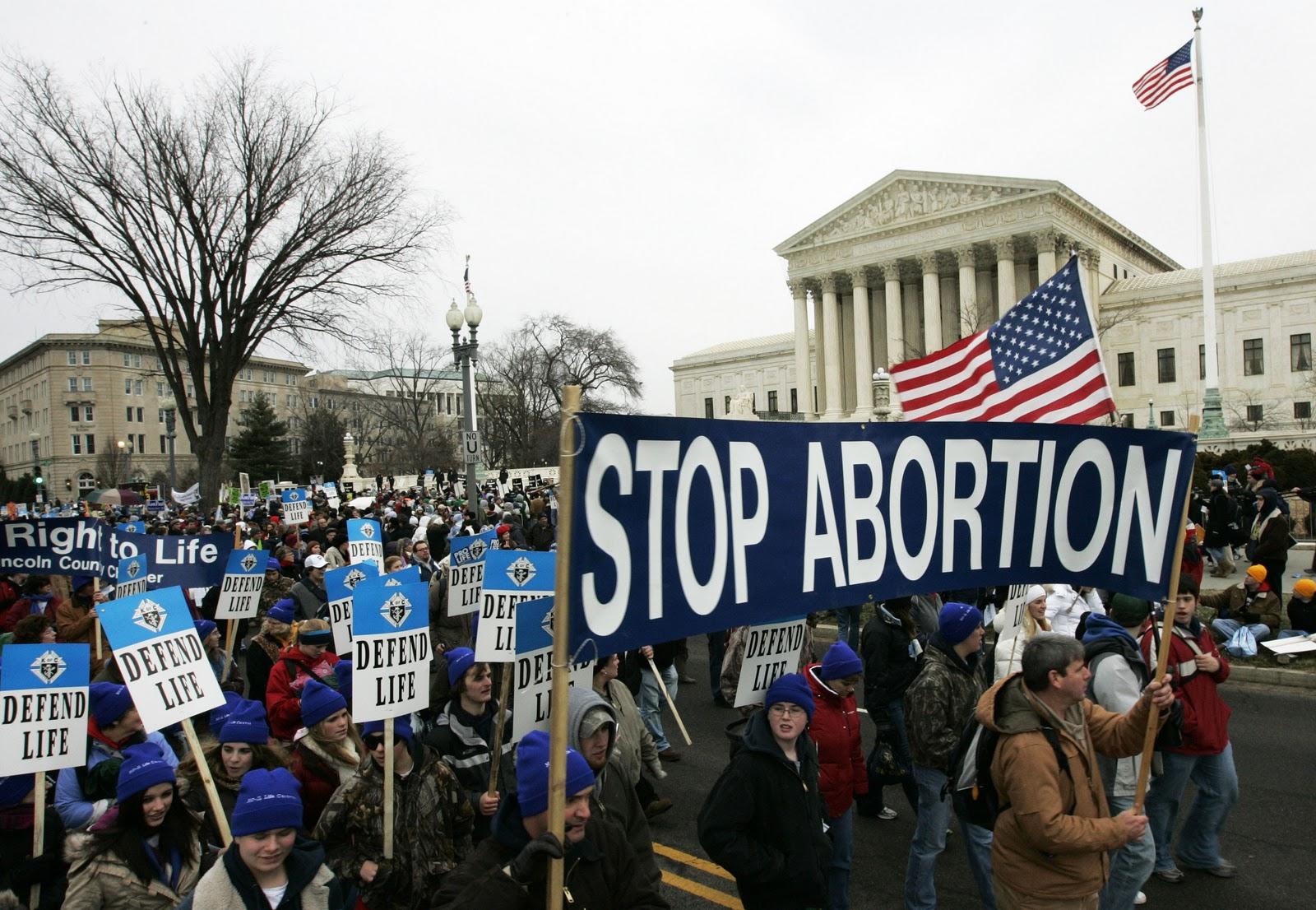 Сосотоялся 44 марш за жизнь. Фото: sacerdotus.wordpress.com