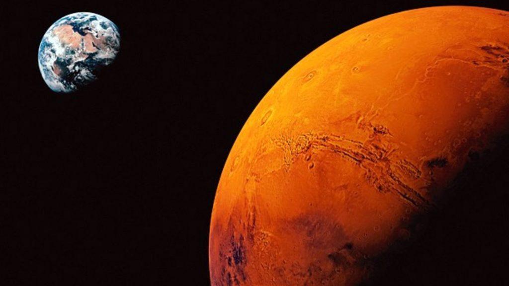 Марс стал планетой вторника. Фото https://i.ytimg.com