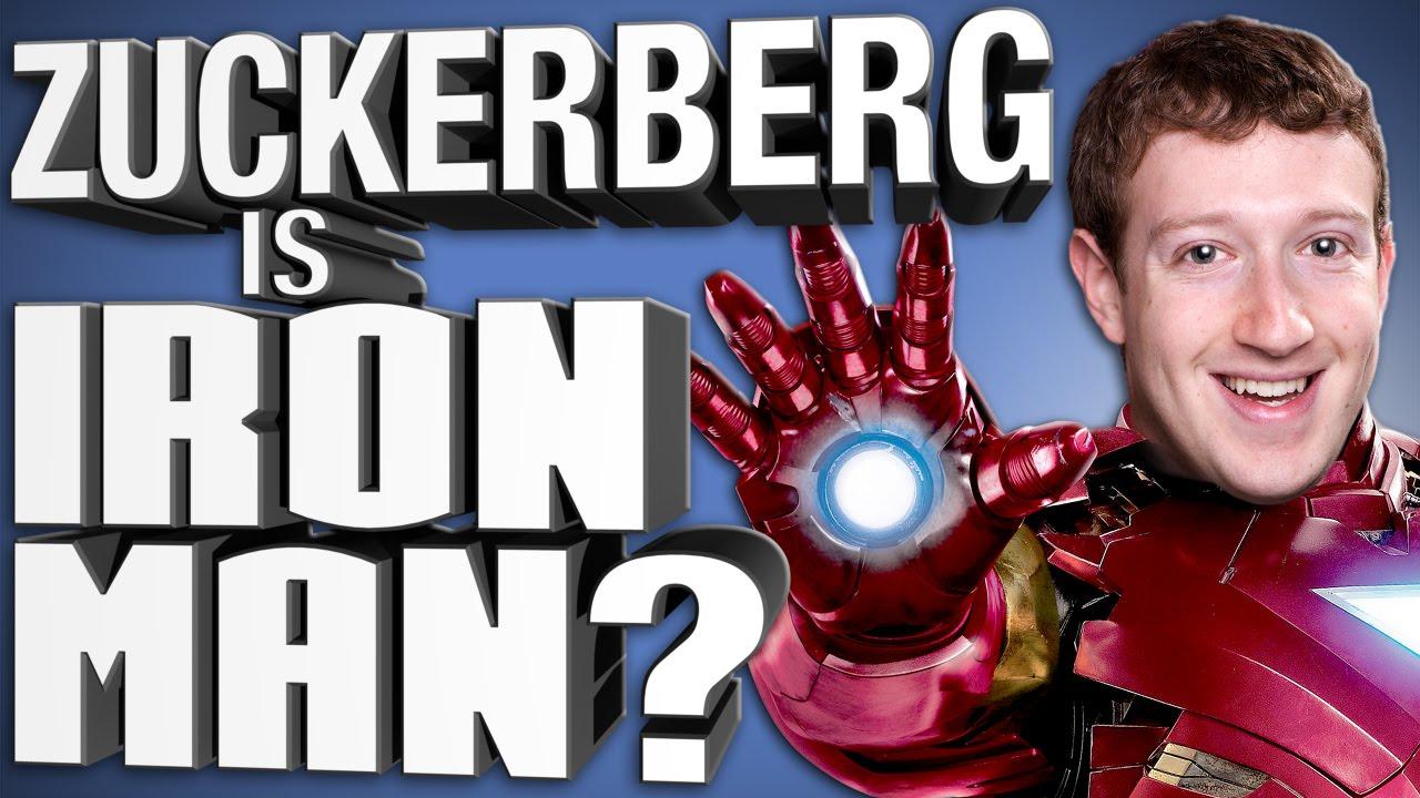 Цель Цукерберга в 2016 году - помощник Джарвис. Фото: Youtube.com