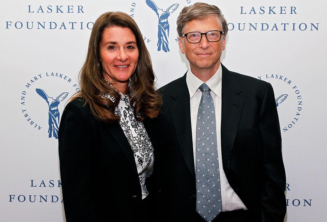 Билл и Мелинда Гейтс. Фото: forbes.com