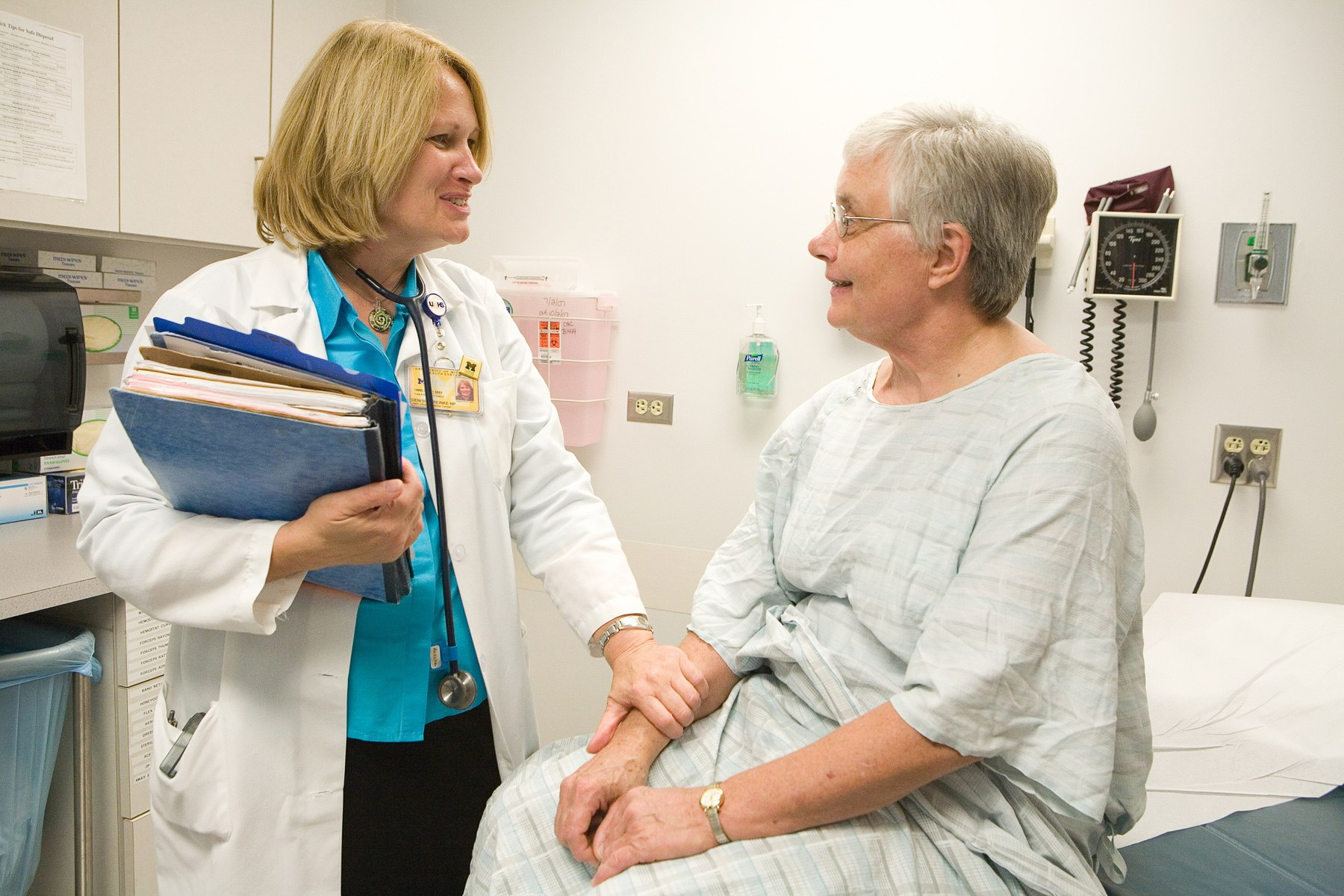Практикующая медсестра. Фото: medleague.com
