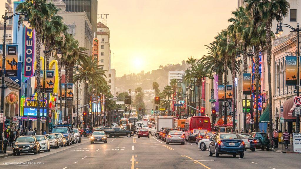 Лос-Анджелес может оказаться достаточно недорогим городом для жизни, если знать, как экономить. Фото americancities.ru