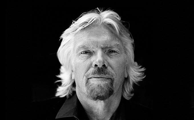 Ричард Брэнсон - британский предприниматель, основатель корпорации Virgin Group. Фото http://interesnoznat.com/