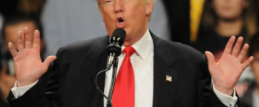 Трамп отрицает информацию в досье Фото: businessinsider.com