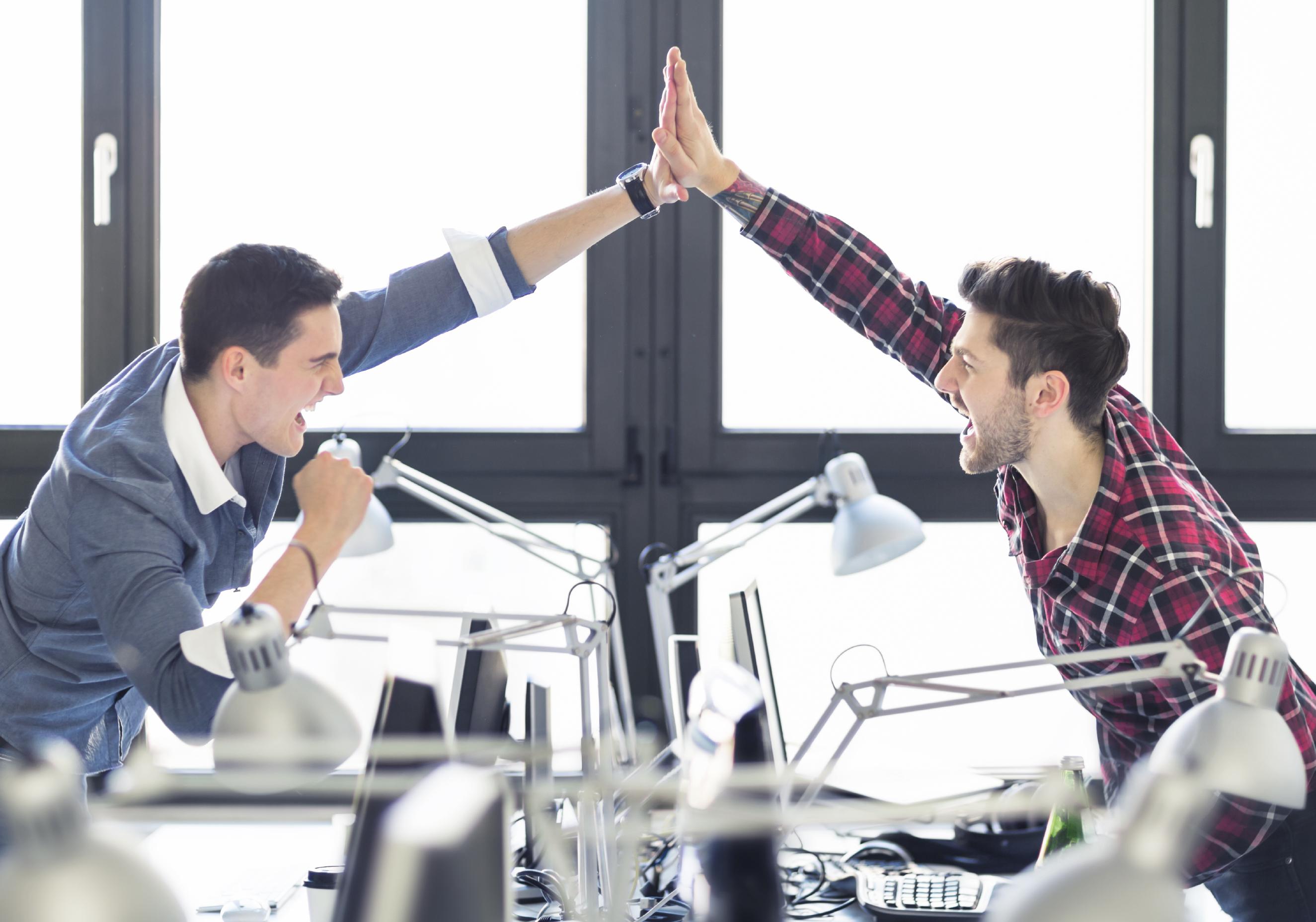 Новая возможность попасть в США - открыть успешный стартап. Фото: academy.betahaus.com