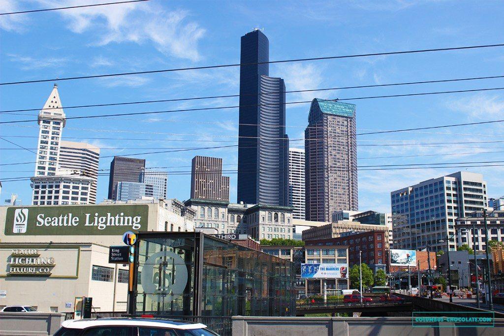 Сиэтл отличается от других городов США. Фото columbus-chocolate.com