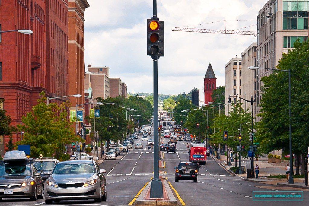 Вашингтон кажется городом-музеем. Фото columbus-chocolate.com