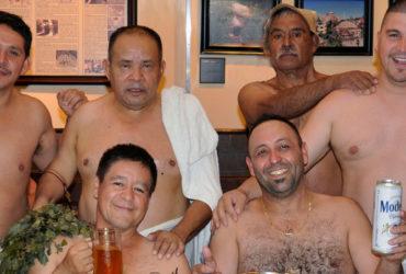В Чикаго продают русскую баню только для мужчин