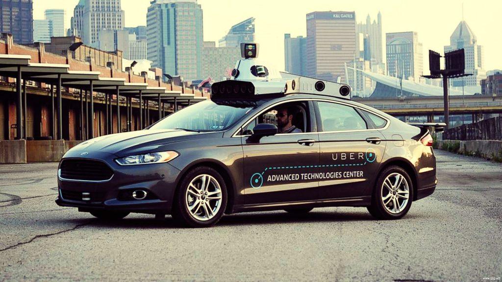 Uber обвиняют в краже чужих технологий. Фото std3.ru