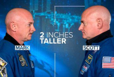 Близнецы из НАСА доказали, что космические полеты меняют гены человека