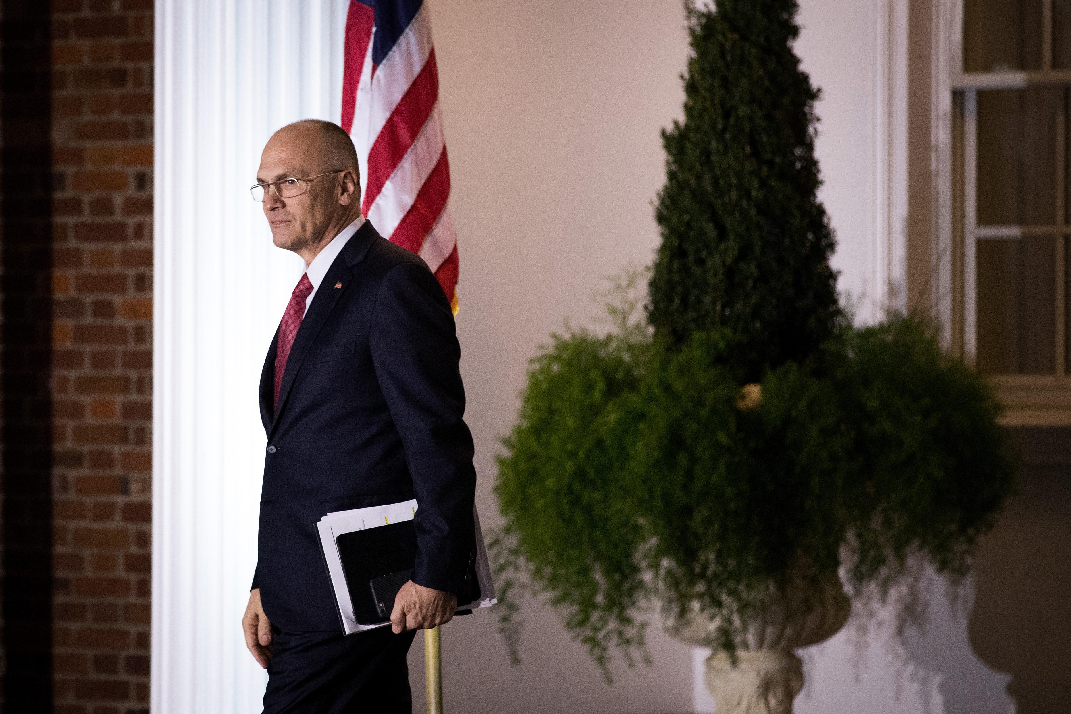 Эндрю Пуздер, возможно, станет новым министром труда. Фото: usnews.com