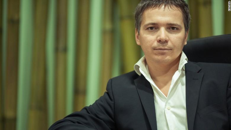 Алексей Губарев, технический эксперт из России. Фото http://money.cnn.com