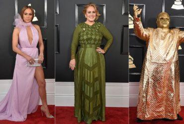 Поломанные награды и неисправные микрофоны: самые яркие моменты Грэмми