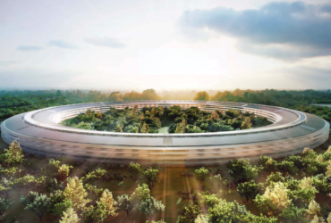Нет порогов, кнопки в лифте как в айфоне: как выглядит новая штаб-квартира Apple