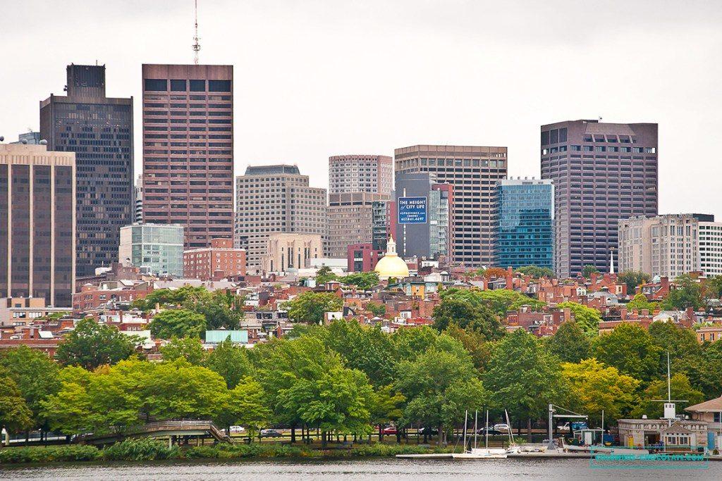 В Бостон стоит приехать хотя бы ради европейской атмосферы. Фото columbus-chocolate.com