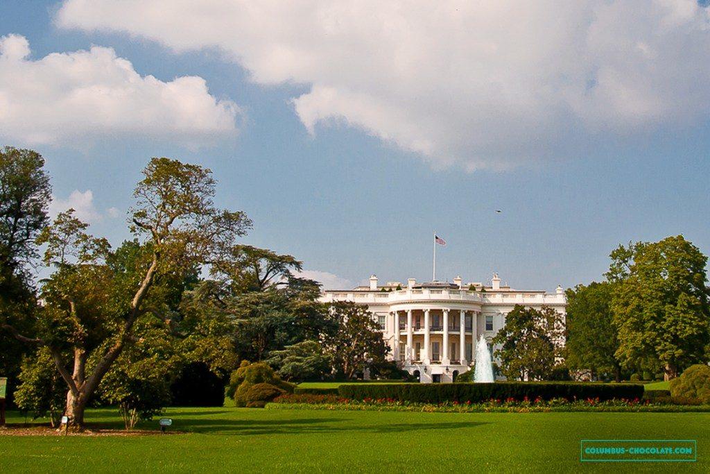 Белый дом. Фото columbus-chocolate.com