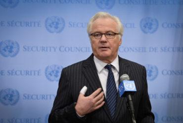 20 февраля умер Виталий Чуркин. Фото: focus.ua