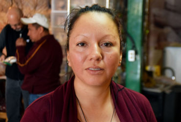 Депортированная Гарсиа де Райос. Фото: nogalesinternational.com