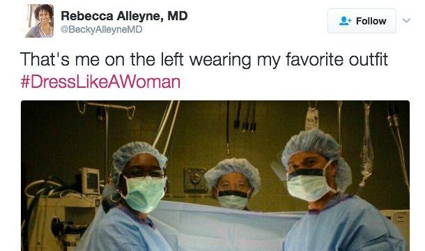 В Твиттере начался флэшмоб в протест Трампу (ФОТО)