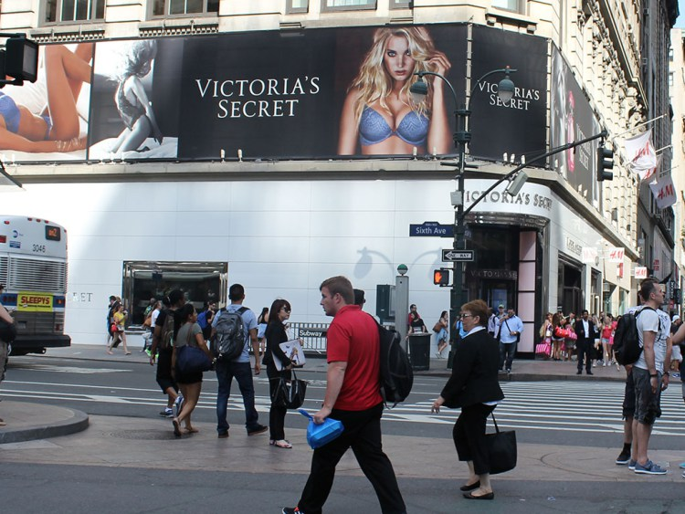 Victoria's Secret. Фото columbus-chocolate.com