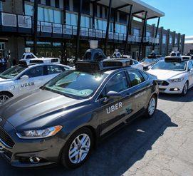 Uber обвинили в краже технологии для беспилотных автомобилей