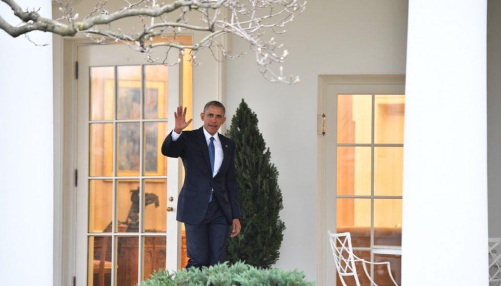 Барак Обама ушел на заслуженный отдых и теперь решает, чем будет заниматься на пенсии. Фото http://v.img.com.ua