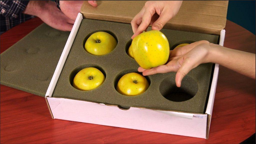 Органические яблоки, не содержащие ГМО, Opal Apples. Фото Business Insider