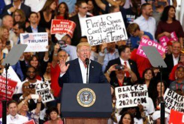 Трамп рассказал сторонникам о катастрофе в Швеции которой не было