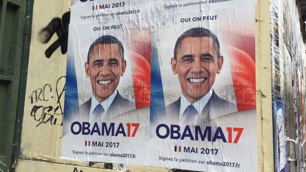 Обаму считают достойным кандидатом в президенты Франции. Фото USA News