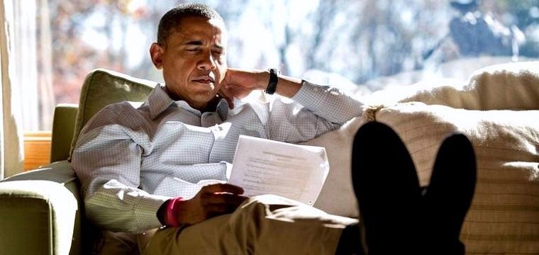 Барак Обама уже пообещал, что обязательно напишет автобиографию. Фото http://ladyindress.com.ua/