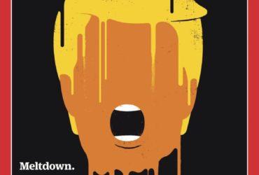 Мощные обложки мировых СМИ, раскрывающие всю суть США при Трампе (ФОТО)