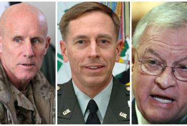 Дональд Трамп выбирает советника по национальной безопасности