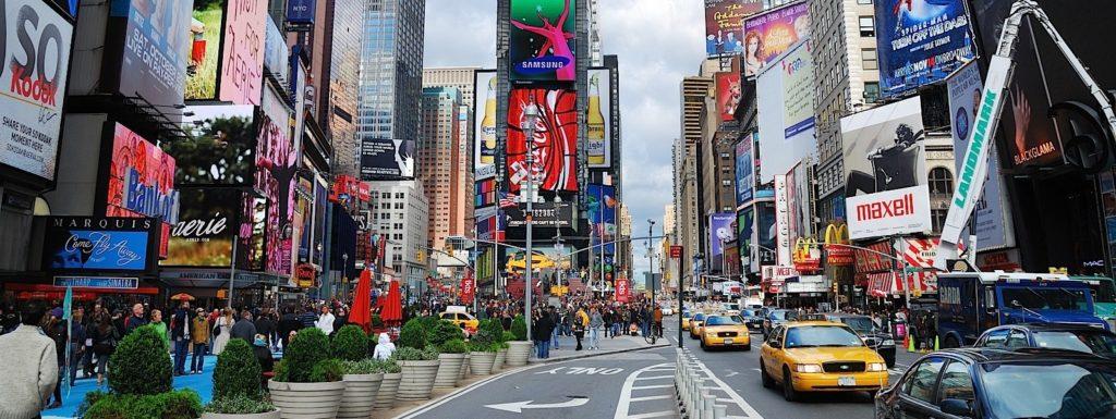 К шоппингу в Нью-Йорке нужно подготовиться заранее. Фото columbus-chocolate.com