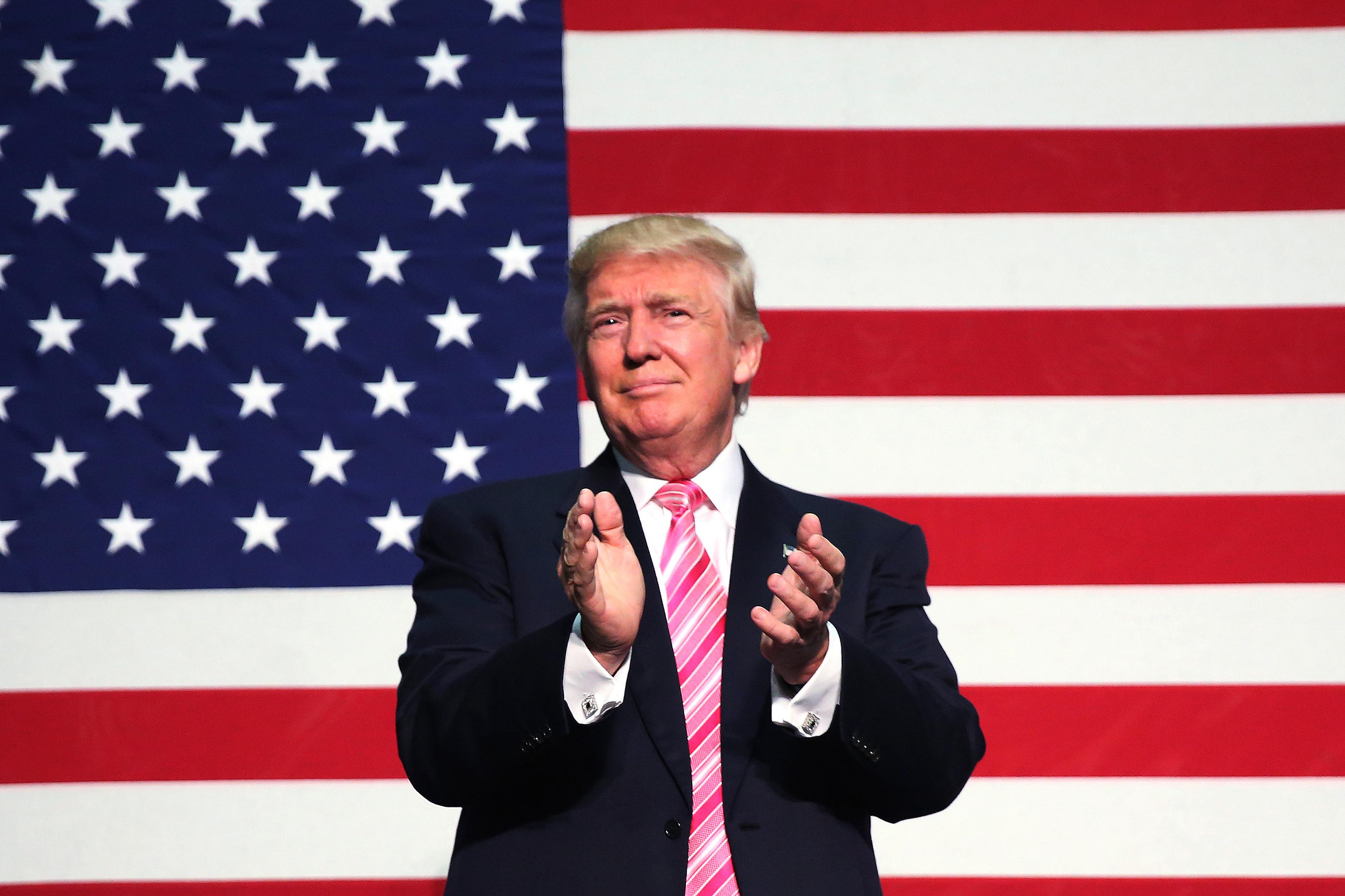 Трамп подпишет новый указ об иммигрантах. Фото: pbs.org