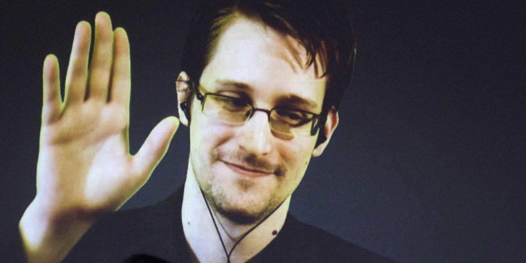 Эдвард Сноуден. Фото Ria