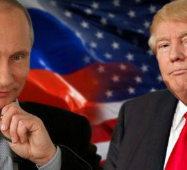 Трамп говорит, что Крым Россия забрала из-за Обамы