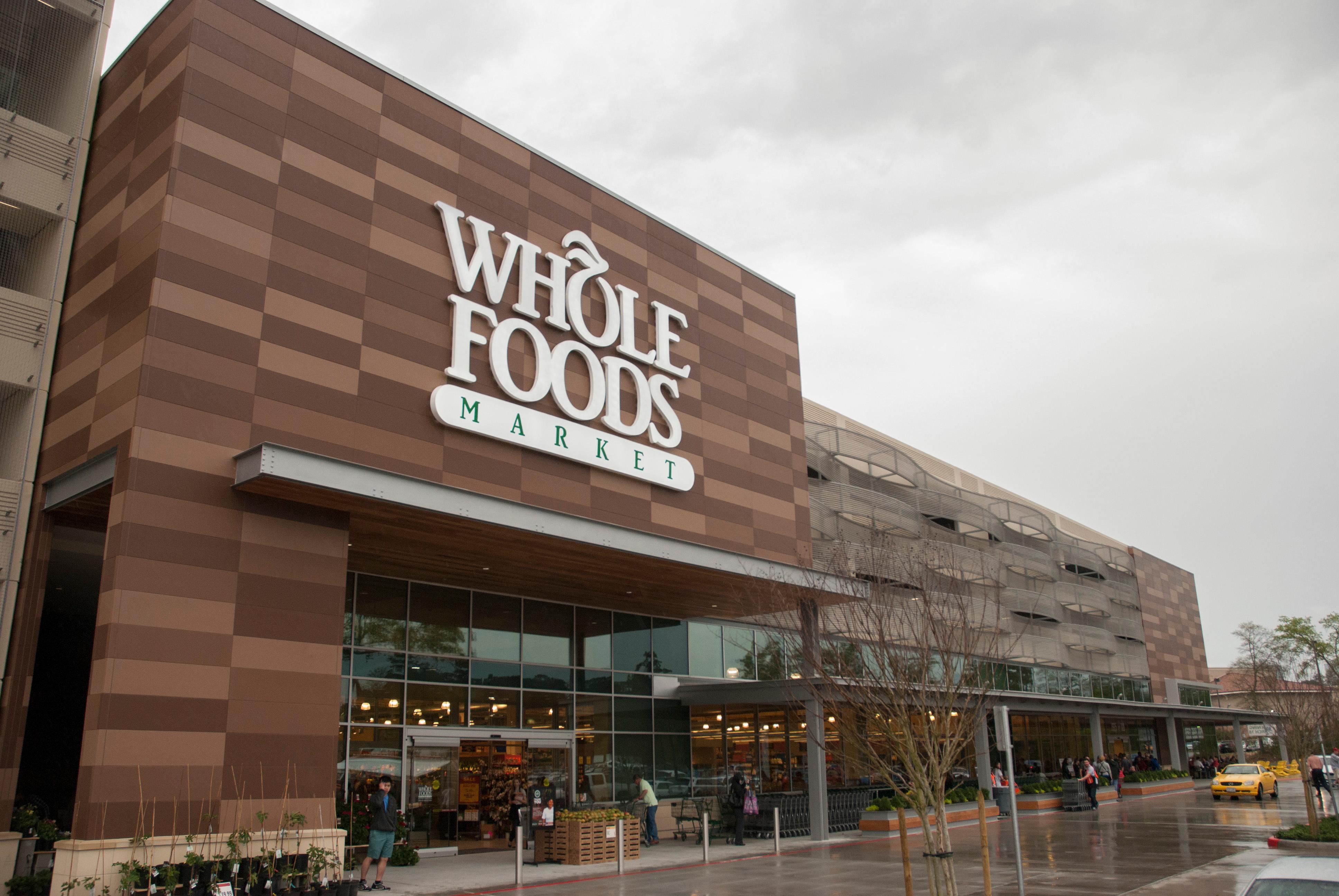 У Whole Foods более 400 магазинов по всей Америке. Фото: theheartysoul.com