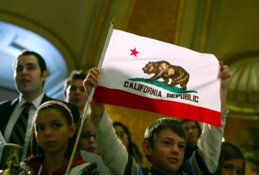 Как движением за выход Калифорнии из США руководят из России