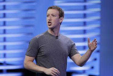 Марк Цукерберг написал манифест Facebook о решении насущных проблем