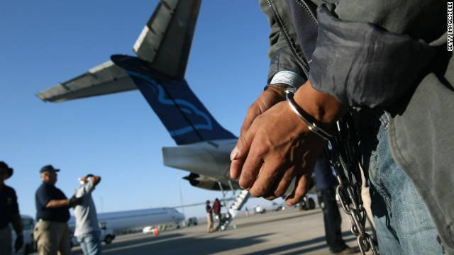 Теперь депортаций станет больше. Фото CNN.com