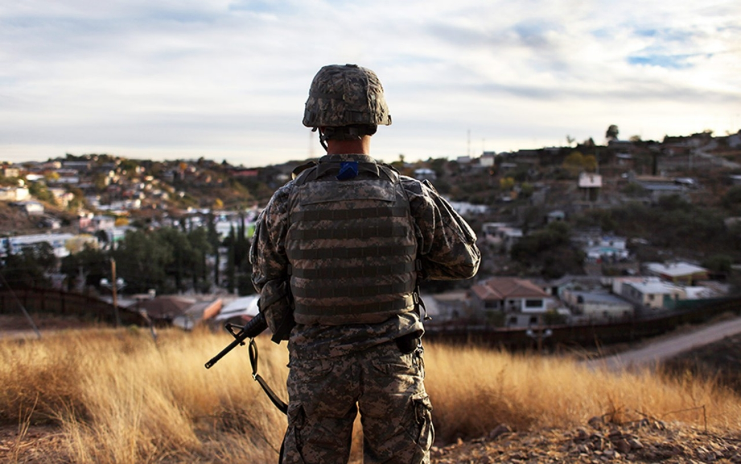 Сотрцдник пограничных служб убил мексиканского мальчика. Фото: america.aljazeera.com
