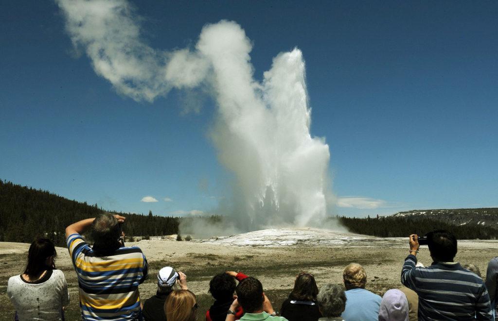 Йеллоустонский национальный парк. Фото traveler-mir.com