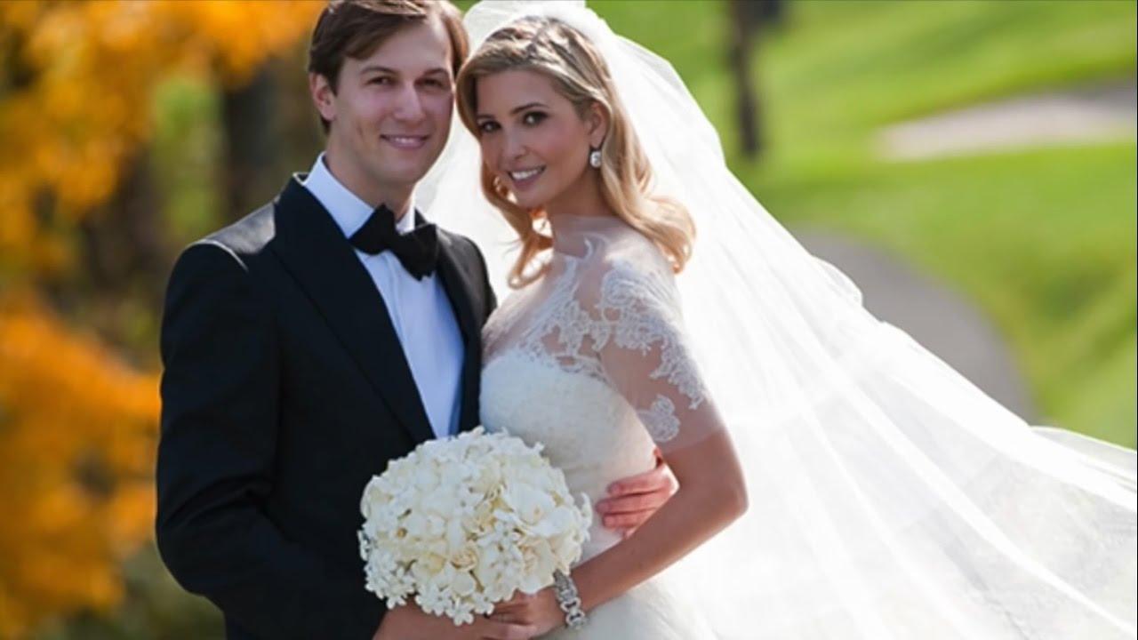 Свадьба Иванки Трамп и Джареда Кушнера. Фото: youtube.com