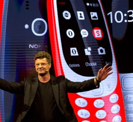 Представлена новая Nokia 3310