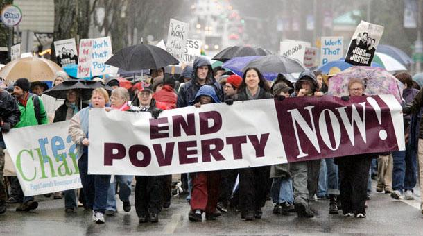 Наша тяга к помощи бедным вытекает из наших верований. Фото ebonyjohanna