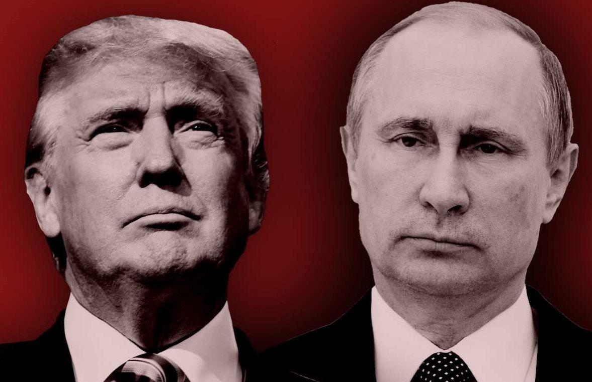 У Трампа и Путина довольно неоднозначные отношения. Фото: rusvesna.su