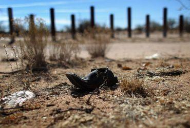 Мексиканец покончил с собой на американской границе