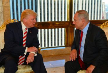 Трамп и Нетаньяху - хорошие друзья. Фото: businessinsider.com