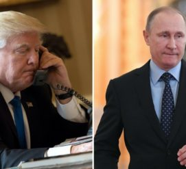 Трамп не понял, о каком соглашении говорил Путин во время телефонного разговора