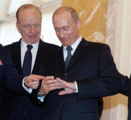 Путина просят вернуть чемпионское кольцо Супербоула